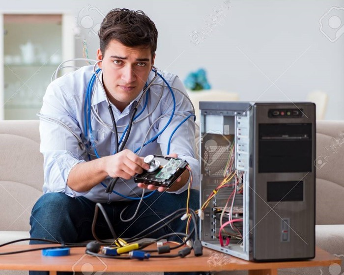 service υπολογιστών